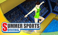 Summer Sports: Diving game