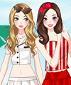 play Sea Travel Dress Up Game