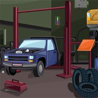 play Car Repair Shop Escape