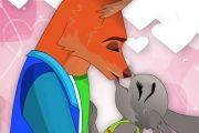 play Judy And Nick'S First Kiss Girl Game
