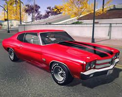 Chevrolet Chevelle Puzzle game