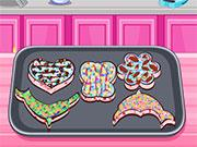 Strawberry Ice Cream Sandwiches game