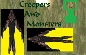 Creepers And Monsters game
