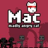 Mac Madly Angry Cat game