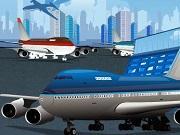 Boeing 747 Parking game