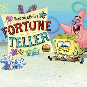 play Spongebob Squarepants: Spongebob'S Fortune Teller Funny Game