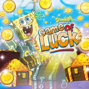 Spongebob Squarepants: Game Of Luck Puzzle Game game