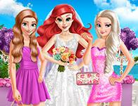 play Mermaid Princess Wedding Day