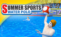 Summer Sports: Water Polo game