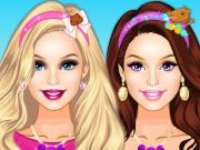 play Barbie Capy Outfits