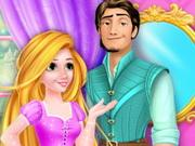 Elsa Become Rapunzel game