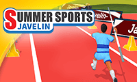 Summer Sports: Javelin game