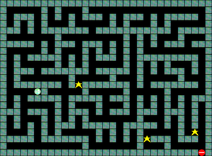 Just Another Maze Game game