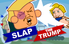 Slap The Trump game