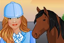 play Fashion Studio Horse Riding Outfit