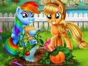 play My Little Pony Veggie Garden