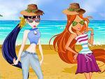 play Winx Fairies Summer Fashion