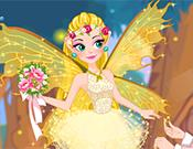 play Dreamy Fairy Bride Makeover