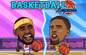 Basketball Legends - 2 Player