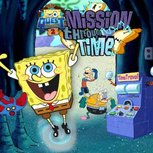 Spongebob Squarepants: Questpants 2 - Mission Through Time Adventure Game game