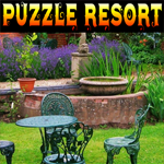 play Puzzle Resort Escape Game