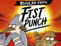 play Fist Punch - Regular Show