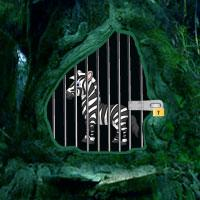 play Rescue Mission: Zebra Escape