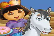 play Dora Hidden Numbers