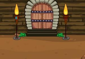 play Old Dungeon House Escape Game