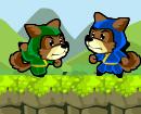 Ninja Dog Quest game