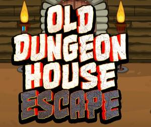 play Knf Old Dungeon House Escape