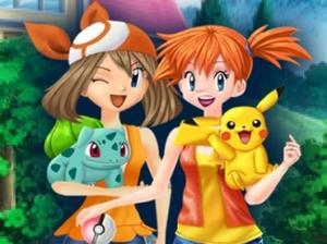 play Pokemon Girls Dress Up