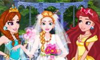 Princess Garden Wedding game