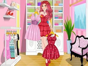 play Princess Barbie Makeover.