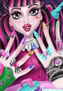 Monster Nails Spa game