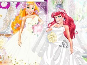 play Princesses Wedding Boutique