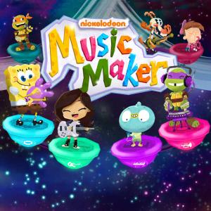 Nickelodeon Music Maker Music Game game