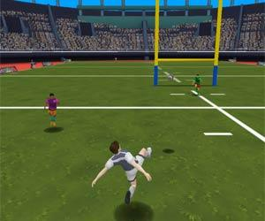 play Summer Sports: Rugby Html5
