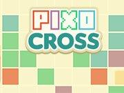 Pixocross game