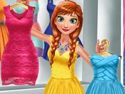 Anna Fashion Day game