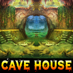 play Cave House Escape Game