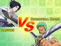 play One Piece Vs Naruto Cr - Zoro