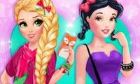 Princesses Fashion Hunters game