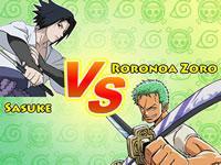 play One Piece Vs Naruto Cr - Zoro