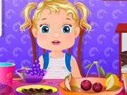 Dirty Baby Care game