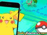 Pokemon Go Kids game