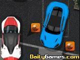 Parking Supercar City 3 game