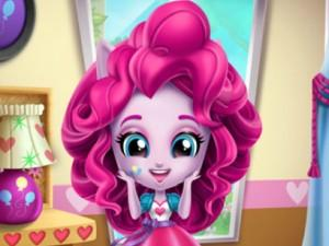 Minis Pinkie Pie Room Prep game
