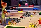 Clean The City Zootopia game