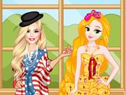 Famouse Blondes Fashion Show game